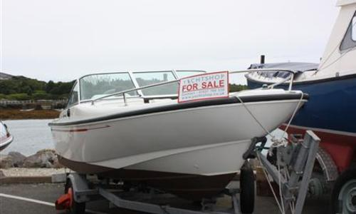 Image of Boston Whaler 17 Dauntless for sale in United Kingdom for £10,995 Pwhelli, United Kingdom