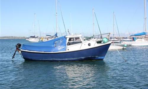 Image of Trusty 21 for sale in United Kingdom for 19.000 £ Holyhead, Anglesey, Wales, United Kingdom