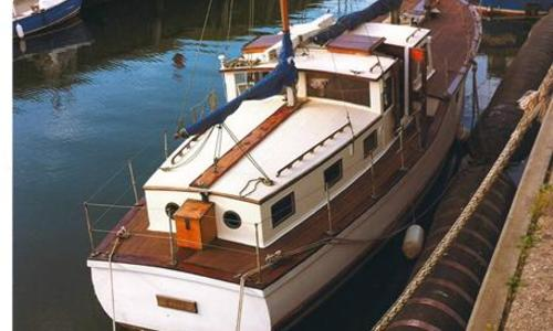 Image of Williams & Parkinson 40' Motor Sailer for sale in United Kingdom for £29,000 Amlwch, United Kingdom