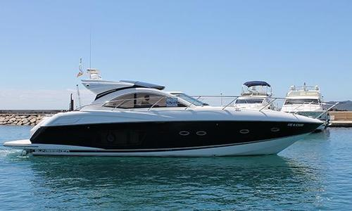 Image of Sunseeker Portofino 48 for sale in Spain for € 550.000 (£ 478.332) Ibiza, Spain