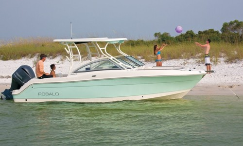 Image of Robalo Dual console R247 for sale in United Kingdom for £98,721 United Kingdom