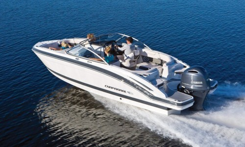 Image of Chaparral 210 Suncoast for sale in United Kingdom for £61,504 United Kingdom