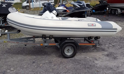 Image of Avon Jet rib Sc for sale in United Kingdom for £7,495 United Kingdom