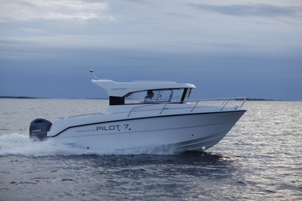 Finnmaster Cabin Pilot 7 weekend for sale in United Kingdom for £61,477