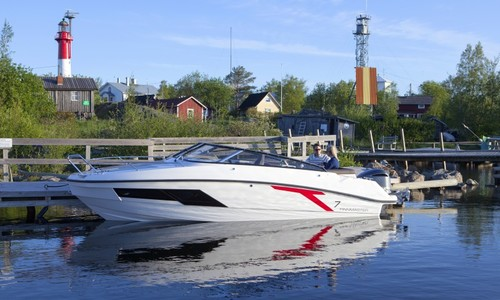 Image of Finnmaster Day cruiser T7 for sale in United Kingdom for £69,988 United Kingdom