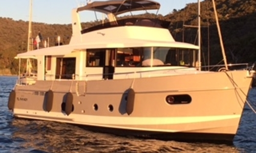 Image of Beneteau Swift Trawler 50 for sale in France for €750,000 (£664,099) HYERES, France