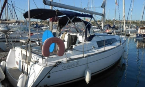 Image of Beneteau Oceanis 31 Shallow Draft for sale in Portugal for €55,000 (£48,646) LISBON, Portugal