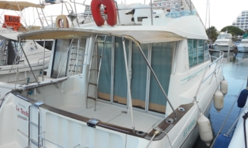 Image of Jeanneau Merry Fisher 900 for sale in France for €39,000 (£34,784) LA GRANDE MOTTE, France