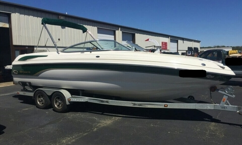 Image of Bryant 240 Bowrider for sale in United States of America for $35,000 (£25,982) Ashland, Virginia, United States of America