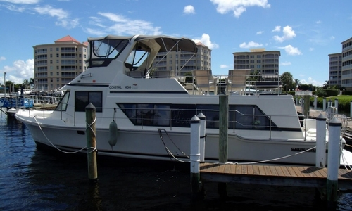 Image of Harbor Master Coastal 450 for sale in United States of America for $96,900 (£73,498) Fort Myers, Florida, United States of America