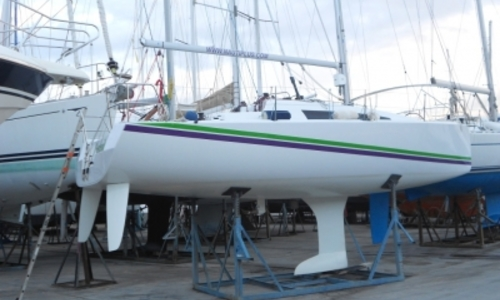 Image of Jeanneau Sun Fast 3200 for sale in France for €99,000 (£88,319) SAINT MANDRIER, France