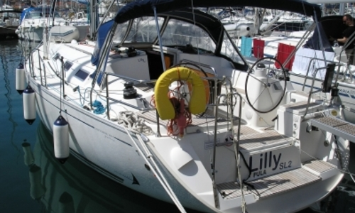 Image of Dufour 385 Grand Large for sale in Croatia for €59,500 (£52,901) MURTER, Croatia