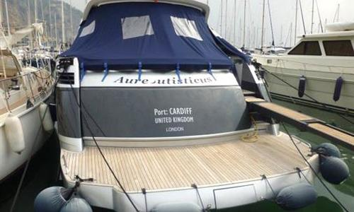 Image of Pershing 62' for sale in France for €690,000 (£615,934) Menton, , France