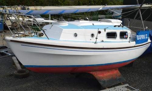 Image of Westerly Pageant for sale in United Kingdom for £3,250 Salcombe, United Kingdom
