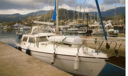 Image of Moody Eclipse 33 for sale in Greece for £38,500 Lefkas, Greece