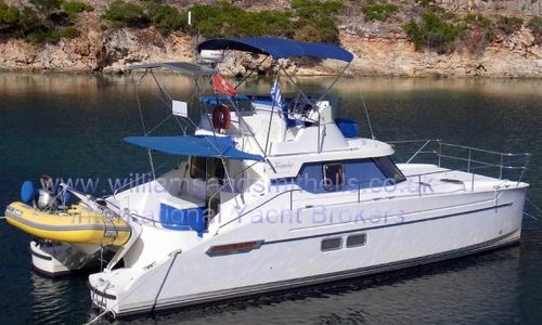 Image of Fountaine Pajot Greenland 34 Trawler for sale in Greece for €99,000 (£88,312) Lefkas, Greece