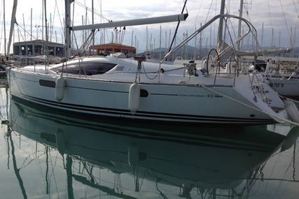 Jeanneau Sun Odyssey 45 DS for sale in Greece for £167,500