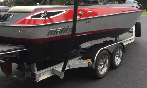 Image of Malibu 23 LSV for sale in United States of America for $69,900 (£52,525) Ballston Spa, New York, United States of America