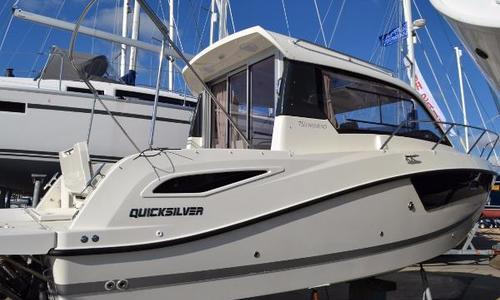 Image of Quicksilver 755 Weekend for sale in United Kingdom for £59,950 Southampton, United Kingdom