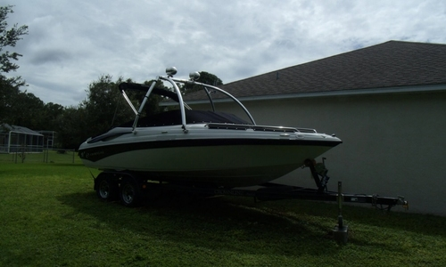 Image of Crownline 200 LS for sale in United States of America for $24,000 (£17,213) North Port, Florida, United States of America