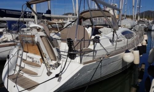 Image of Jeanneau Sun Odyssey 45 DS Shallow Draft for sale in France for €198,000 (£174,637) LES MARINES DE COGOLIN, France