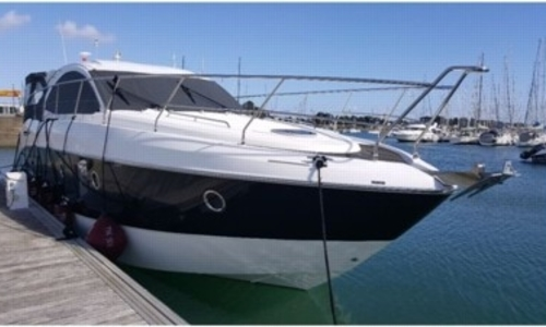 Image of Beneteau Monte Carlo 47 Hard Top for sale in France for €259,000 (£229,076) LA TRINITE SUR MER, France