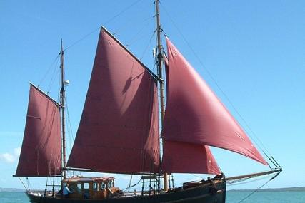 Traditional Danish Gaff Ketch for sale in New Zealand for £300,000