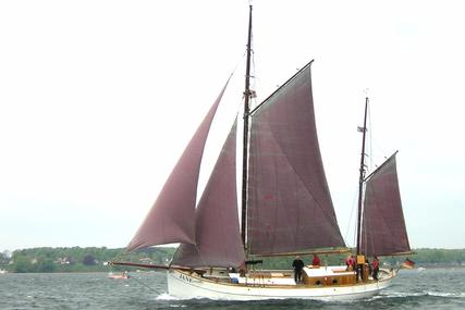 danish gaff ketch for sale in Germany for 100000 € (88160 £)