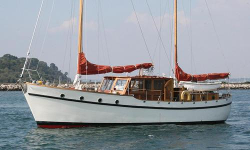 Image of Miller Fifer Motor Sailer for sale in United Kingdom for £47,500 Poole, Dorset, , United Kingdom