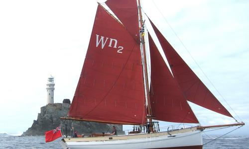 Image of Westernman 40 Gaff Cutter for sale in United Kingdom for £170,000 Peterhead, Aberdeenshire, , United Kingdom