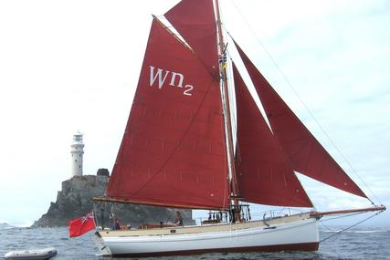 Westernman 40 Gaff Cutter for sale in United Kingdom for £170,000