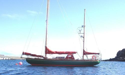 "Image of 38'8"" Payne Clark Bermudan Ketch for sale in United Kingdom for £39,500 Devon, , United Kingdom"