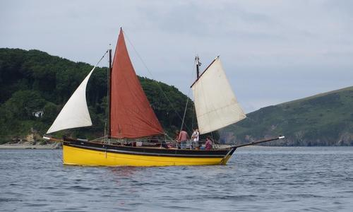 Image of Traditional Looe Lugger for sale in United Kingdom for £40,000 Liskeard, Cornwall, , United Kingdom