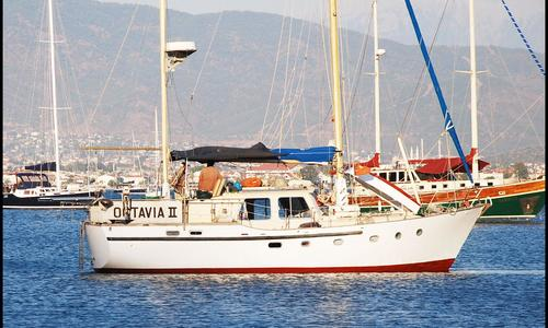 Image of Francis Jones Motor Sailer for sale in Greece for £29,000 Greece