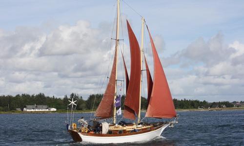 Image of Lello 38 Staysail schooner for sale in Denmark for £53,000 Denmark