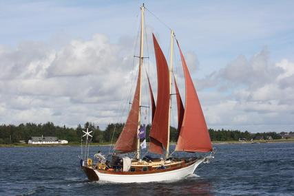 Lello 38 Staysail schooner for sale in Denmark for £53,000
