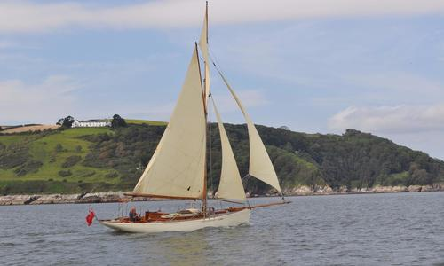 Image of Classic Claud Worth Gaff cutter for sale in United Kingdom for £195,000 Dartmouth, Devon, , United Kingdom