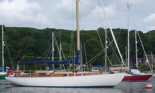 Image of Classic Robert Clark Bermudan sloop for sale in United Kingdom for £23,000 Oban, Argyll & Bute, , United Kingdom