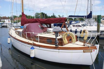 Traditional 12 ton Hillyard Bermudan sloop for sale in United Kingdom for £15,500