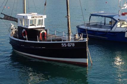 Traditional St Ives Fishing lugger for sale in United Kingdom for £26,000