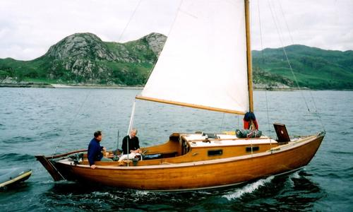 Image of LochFyne Skiff Centreboard Bermudan Sloop for sale in United Kingdom for £18,750 Aberdeenshire, , United Kingdom