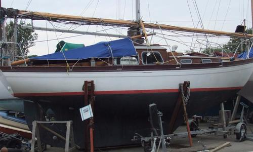 Image of LAURENT GILES Normandy class sloop for sale in United Kingdom for £7,950 Southampton, Hampshire, , United Kingdom