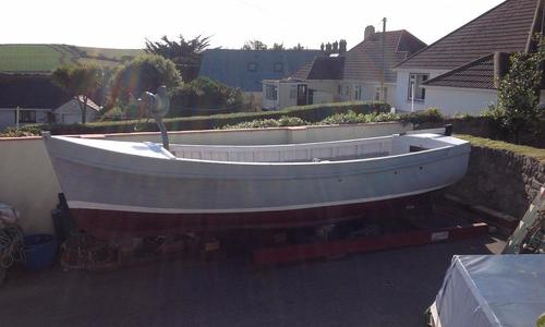 Image of West Country Fishing Launch for sale in United Kingdom for £5,500 Cornwall, , United Kingdom