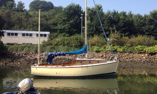 Image of Centre board cove yawl for sale in United Kingdom for £11,950 Salcombe, Devon, , United Kingdom