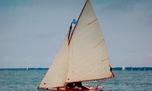 Image of Sibbicks Half Rater for sale in United Kingdom for £14,500 Isle of Wight, , United Kingdom