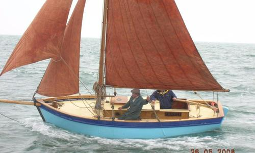 Image of Traditional Gaff Cutter for sale in United Kingdom for £5,950 Dartmouth, Devon, , United Kingdom