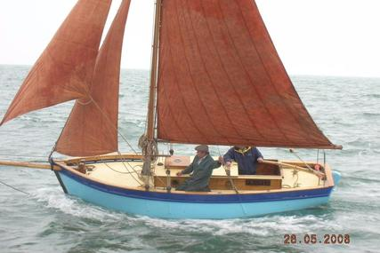 21' traditional Gaff Cutter for sale in United Kingdom for £5,950