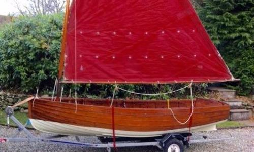 Image of Mylne sailing dinghy for sale in United Kingdom for £3,950 United Kingdom