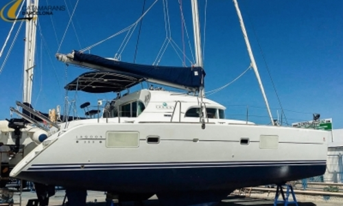 Image of Lagoon 380 S2 for sale in Spain for €185,000 (£163,930) CADIZ, Spain