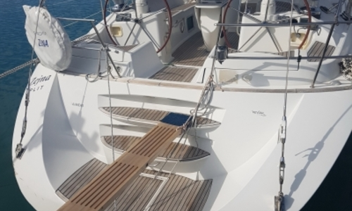 Image of Jeanneau Sun Odyssey 54 DS for sale in Croatia for €171,000 (£146,275) SUKOSAN, Croatia